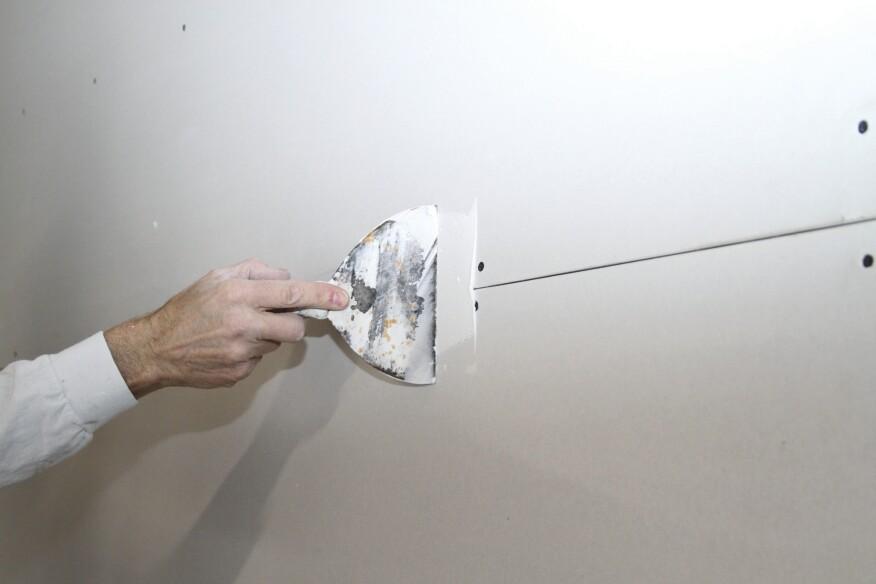 Taping Drywall Seams | JLC Online