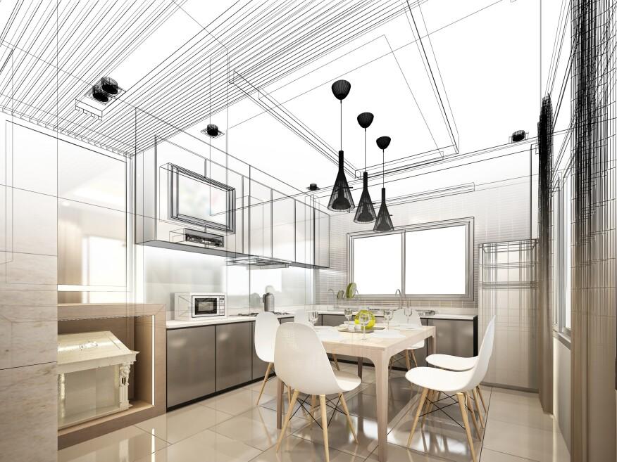 Nkba cooking habits impact kitchen design builder for Siti per arredare casa online