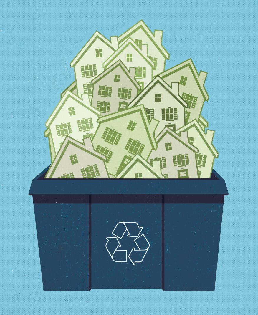 Trash Talk How To Set Up A Jobsite Recycling Program