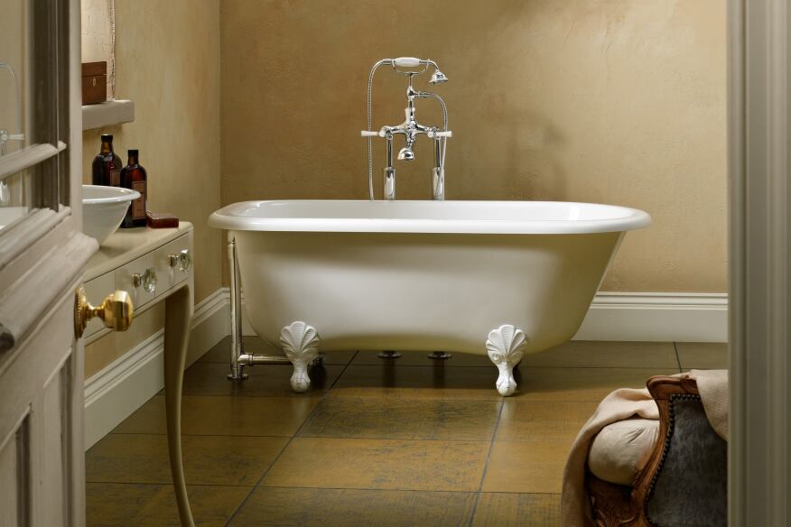 Soak it Up in a Luxury Bathtub | Builder Magazine | Bath, Design ...