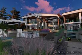 Scottsdale Arizona Modern Desert Villa Architect