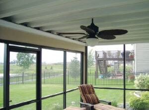 Building A Deck Creates Two Distinct Es Topside Gleaming Boards And Guardrails Invite Customers To Enjoy The Outdoors