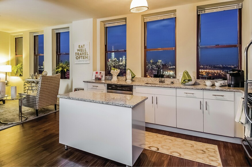 Jersey City Apartments Give New Life to Iconic Art Deco ...