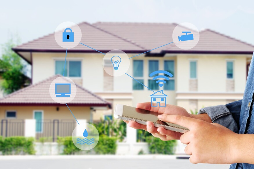 When It Comes To Smart Homes Connected Is Expected Builder