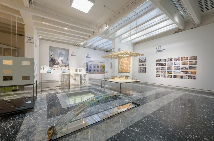 2016 venice biennale japan pavilion en art of nexus architect
