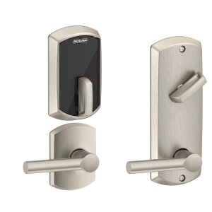 Schlage Control Smart Interconnected Locks With The Company S Engage Technology Use A Cloud Based Roach Enabling Property Managers To Access