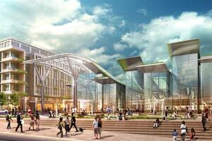 Union Station Master Plan   Architect Magazine