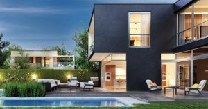 All Black Exteriors Are The Latest Design Trend Builder Magazine