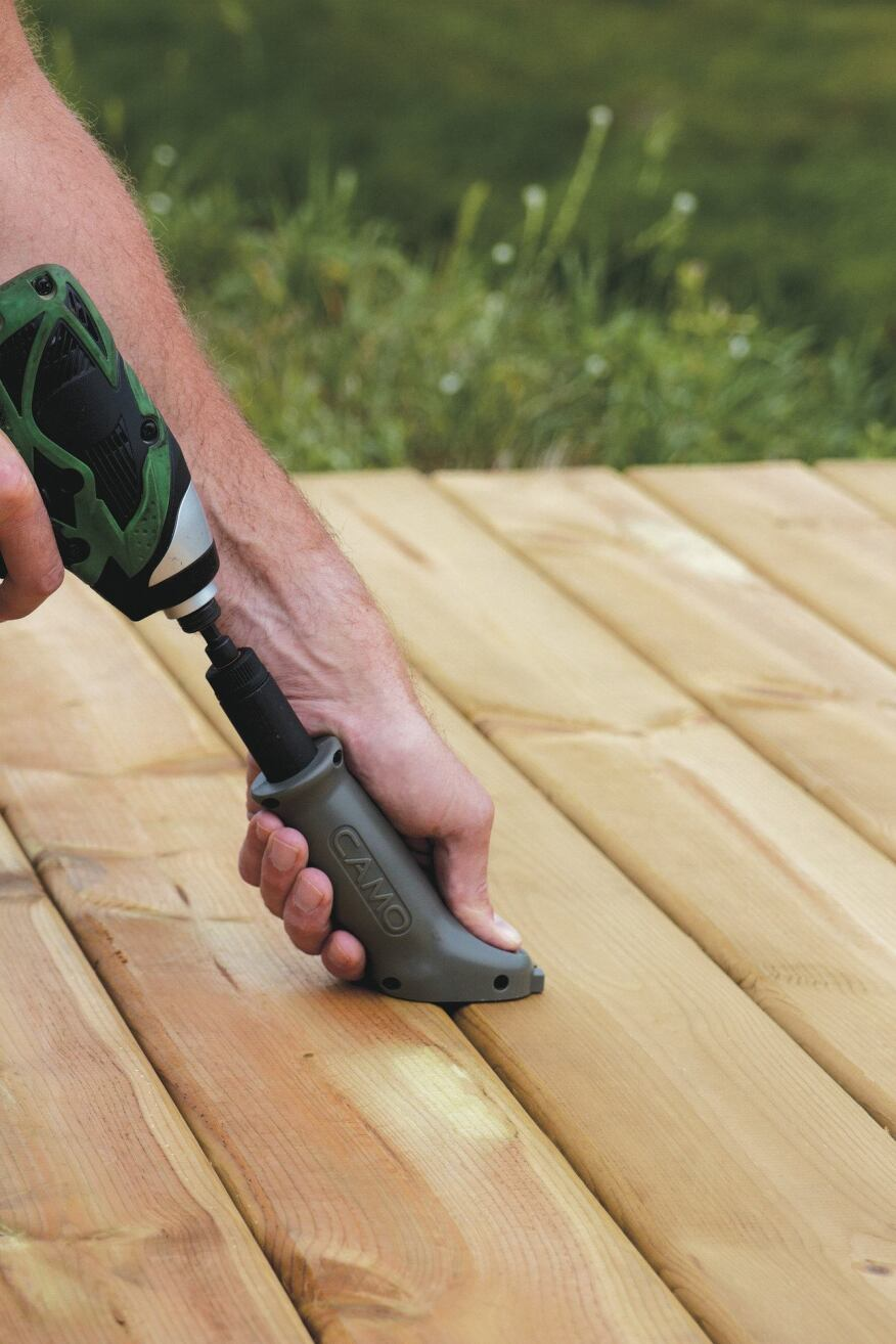 Camo Marksman Edge Professional Deck Builder