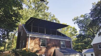 Raising A Shed Dormer Roof Jlc Online