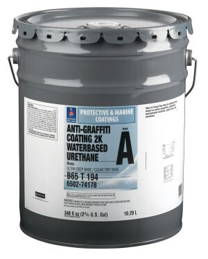 Sherwin Williams Anti Graffiti Coatings Public Works