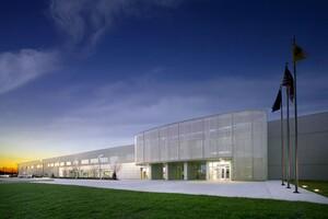Mercedes Parts Center >> Mercedes Benz Parts Distribution Center Architect Magazine Kss