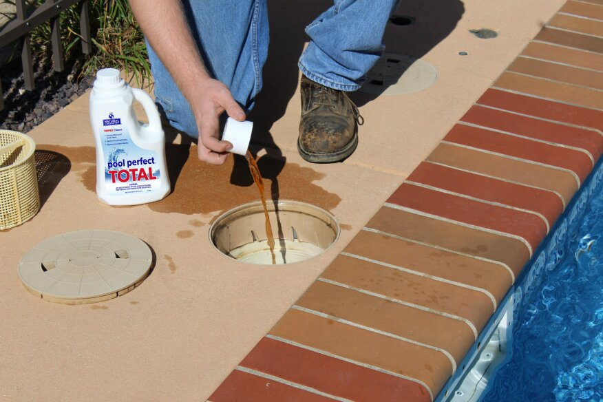 Achieve Swimming Pool And Hot Tub Maintenance Success With Enzymes Pool Spa News Pools