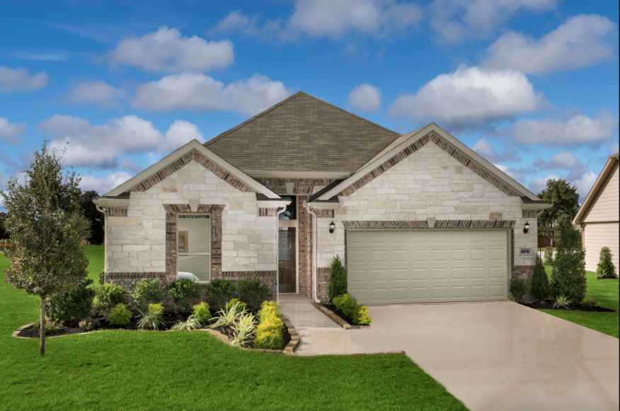 Kb Home Opens Community Near Houston And Beaches Builder Magazine