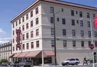 Hotel Project Provides Housing While Rescuing City S Pastthe Grand Apartments In Roseburg Ore