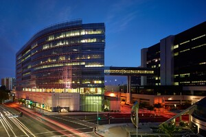 Cedars-Sinai Advanced Health Sciences Pavilion | Architect Magazine