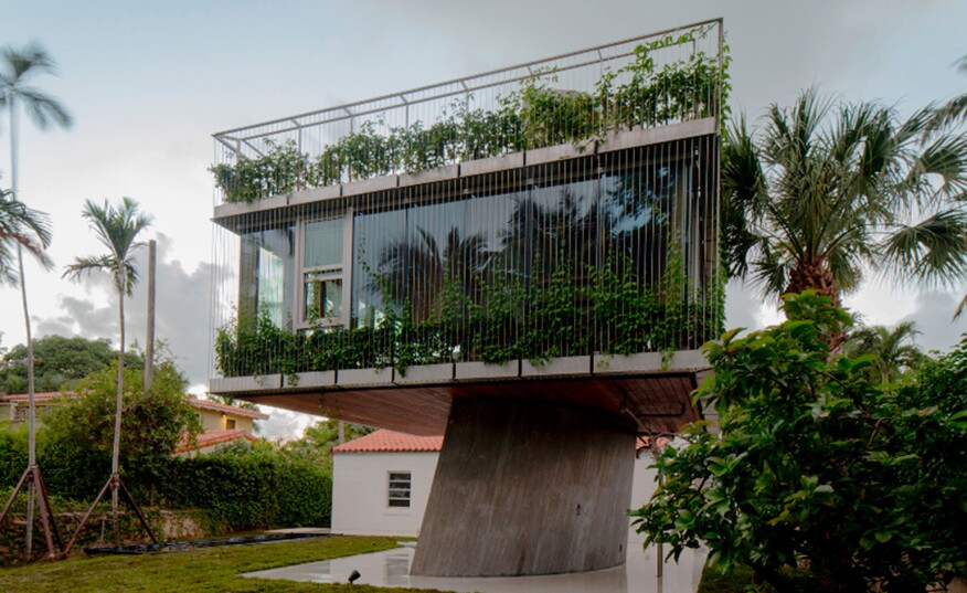 Image result for Tree House Home in Miami, Florida