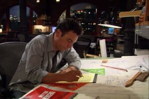 a look back at ted mosby s architectural career on how i met your