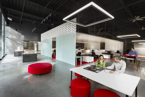 Zenith Prudential Lighting Architectural Magazine