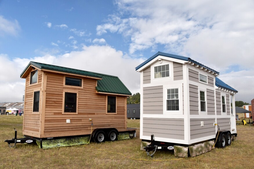 Postcard from the 2016 Tiny House Jamboree | Architect Magazine