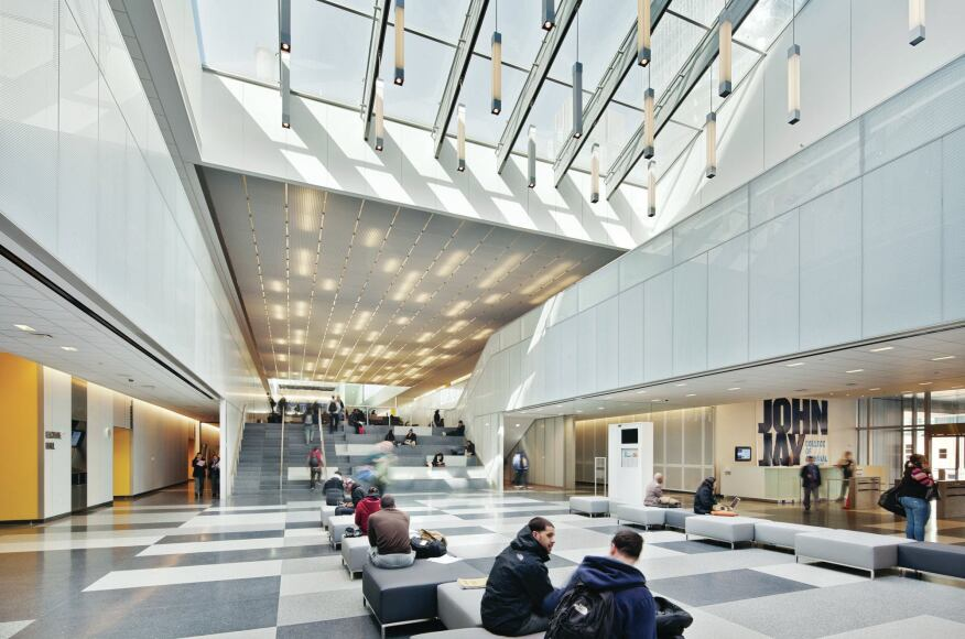 John Jay College Of Criminal Justice Architectural