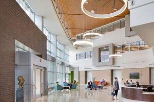 Lentz Public Health Center Architect Magazine