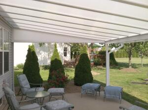 Fabrication Group Permanent Patio Cover