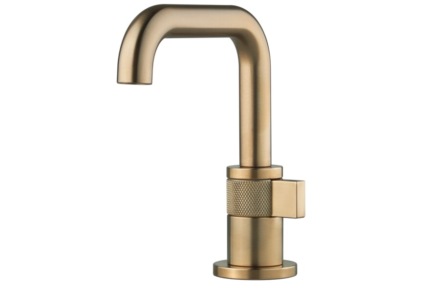 Five on trend bathroom products architect magazine for Bathroom faucet trends