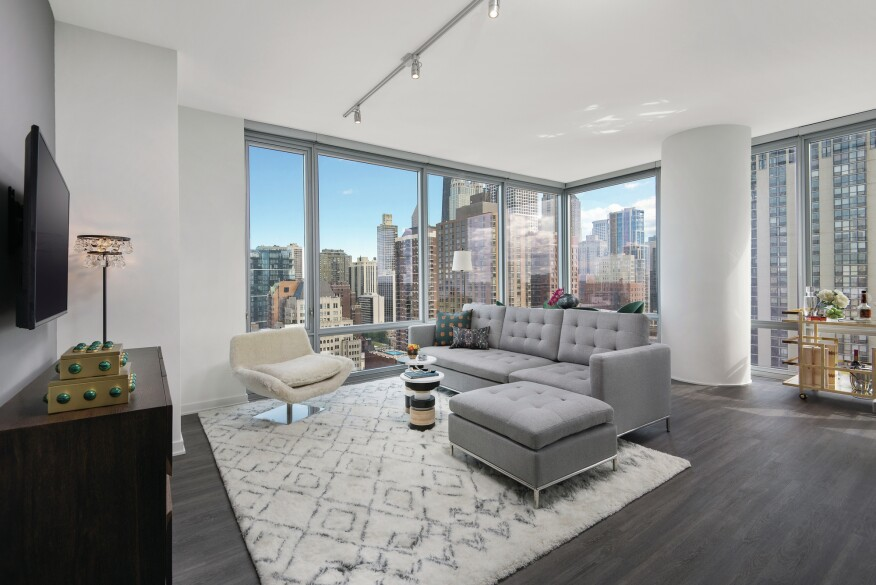 Luxury Sinclair Apartments Open In Chicago 39 S Gold Coast Multifamily Executive Magazine
