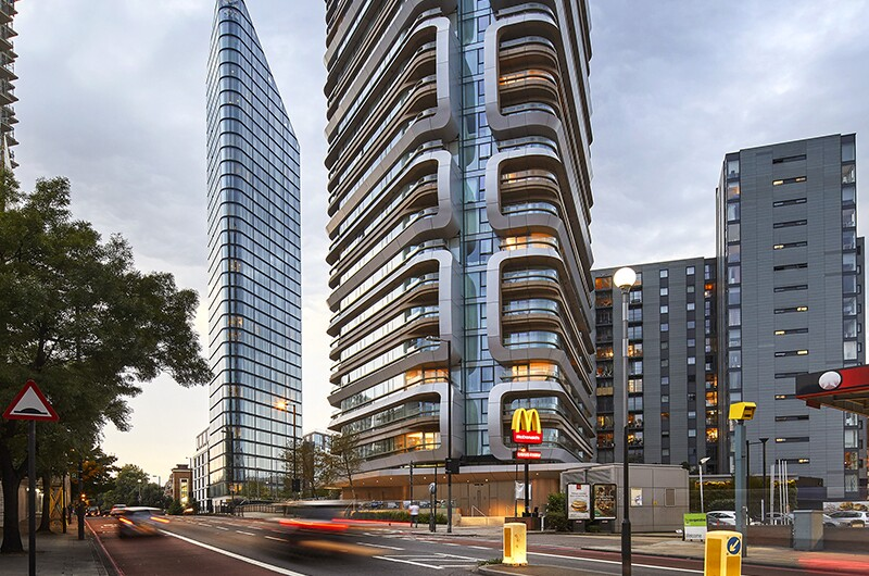 canaletto tower architect magazine unstudio london uk