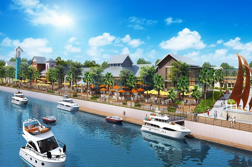 Barefoot Landing And Broadway At The Beach