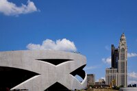 俄亥俄州哥伦布市的国家退伍军人纪念馆和博物馆