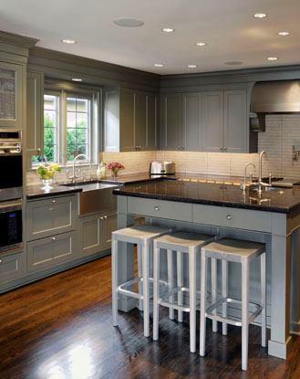 Merit Award, Kitchens, $50,000-$100,000 | Builder Magazine