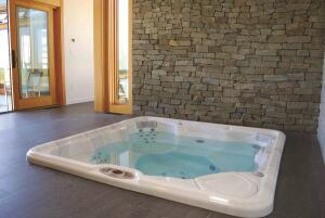 Indoor Hot Tub Installations, In Detail| Pool & Spa News | How To ...