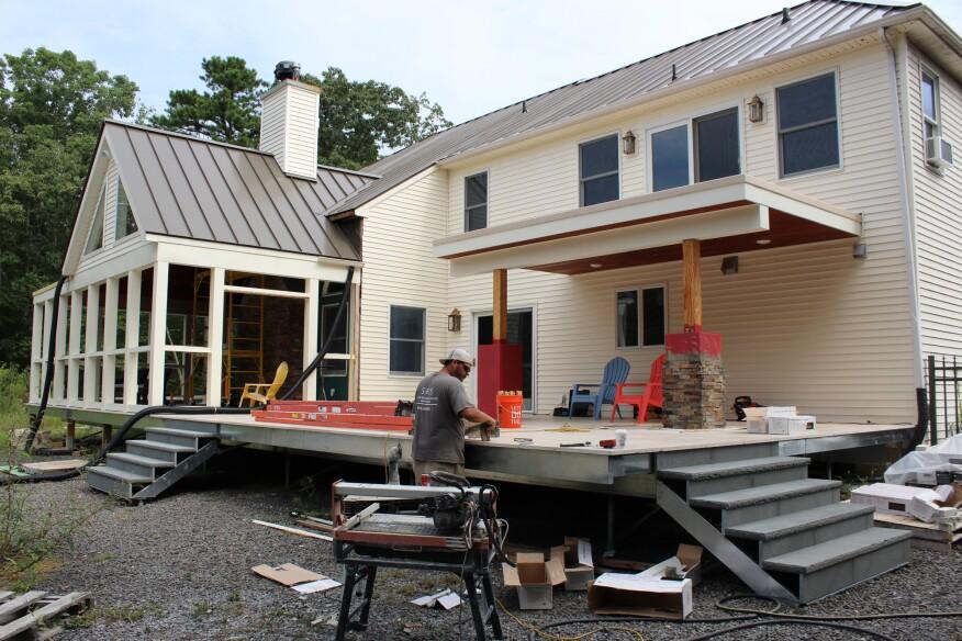 Building a Multilevel Deck | Professional Deck Builder | Design ...
