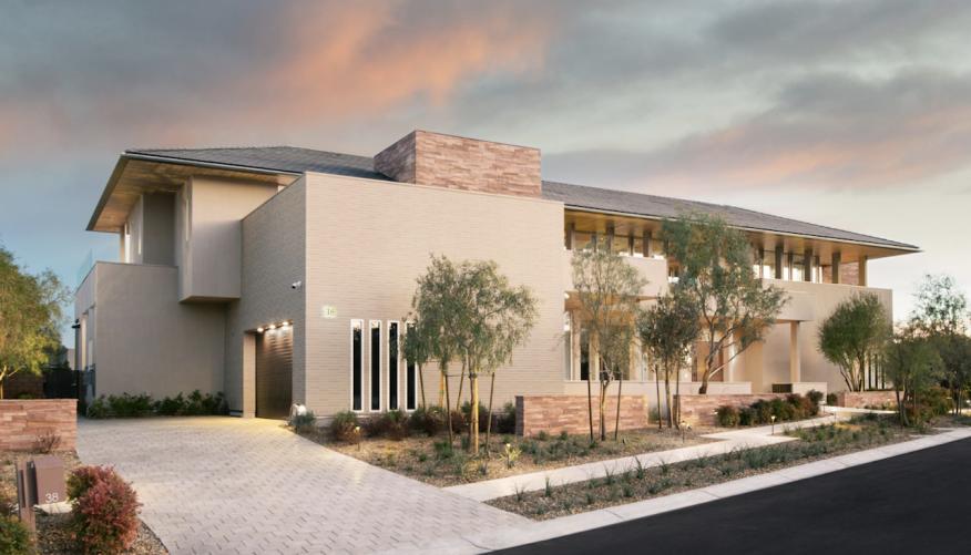 Sekisui House Unveils Concept Home