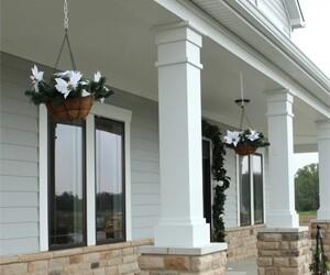 Azek Column Wraps | Professional Deck Builder