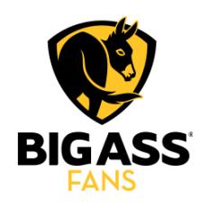 Image result for big ass fans logo