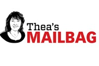 Thea's Mailbag: How to Stop Getting Stuck With Every Problem