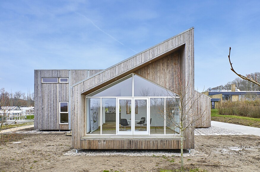 Biological house architect magazine een til een for New technology in the home