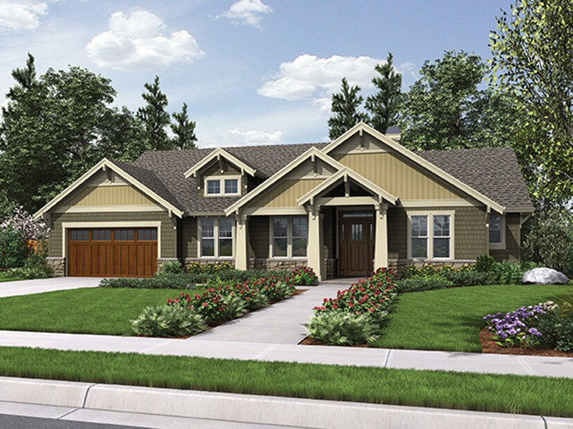 Four Great New House Plans Under 2,000 Sq. Ft. | Builder ...