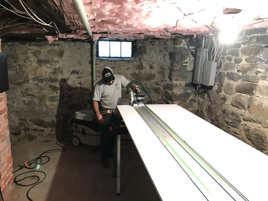 how to replace basement windows always cut the pieces need from pvc sheets because can make them any replacing basement windows jlc online windows basement remodeling