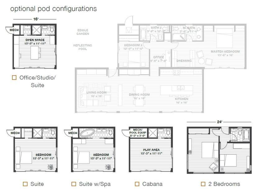 Glidehouse floor plans blu homes newly enhanced glidehouse for Builder magazine house plans