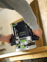Tool Test: 3+ Horsepower Plunge Routers | Tools of the Trade