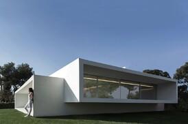 Zarid house architect magazine fran silvestre - Arquitectos castellon ...