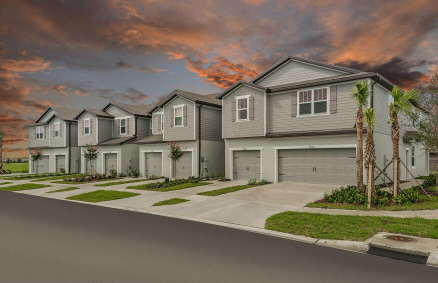 Pulte 39 s centex starts presales at first time buyer for First time home builder