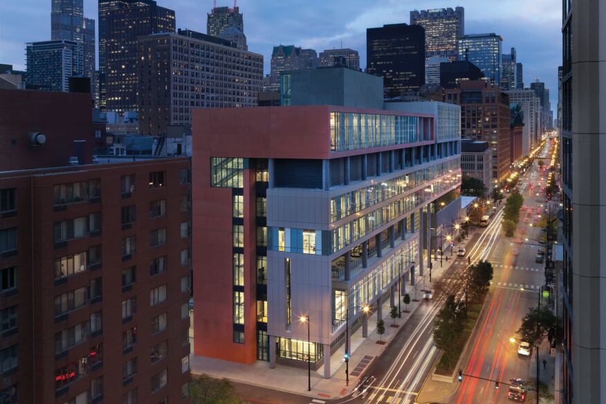 William Jones College Preparatory High School Architect Magazine