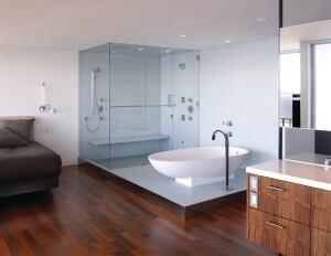 Case Study Ludwig Residence Bath Residential Architect Bath - Bathroom remodel fremont ca