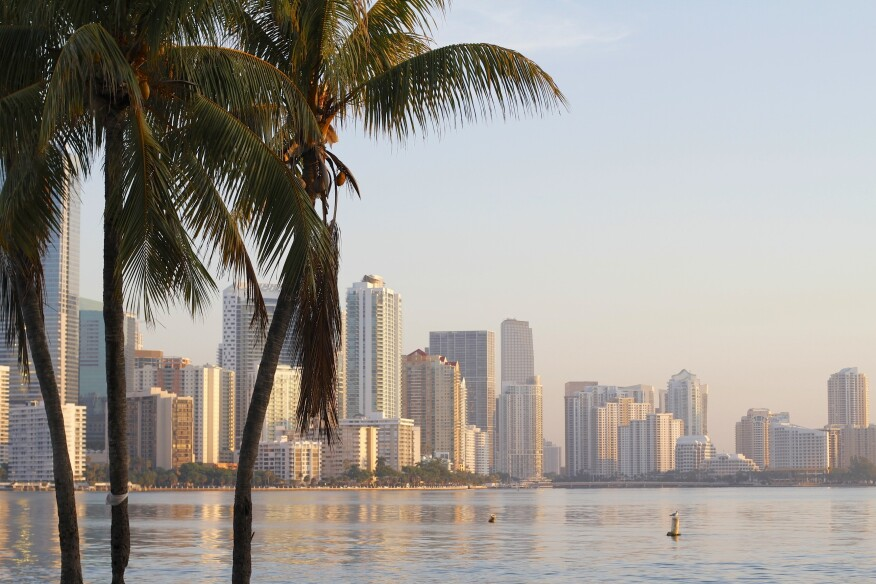 Home Sales Up in Miami-Dade, Down in Broward | Builder Magazine on