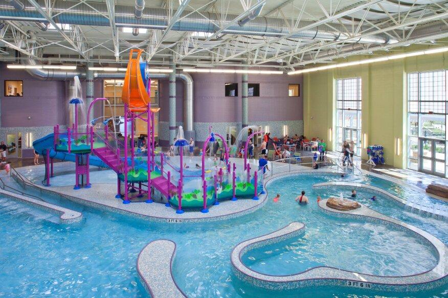Lone star splash the rec of grapevine aquatics for Pool design center